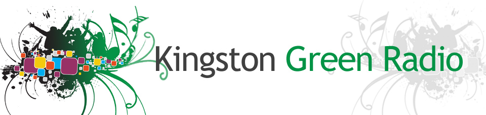 Kingston Green Radio Logo